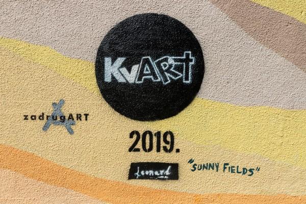 Zadar ima novi mural!