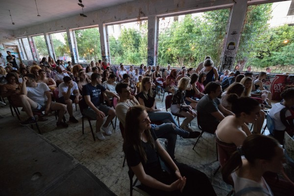 ZadrugArtova aktivnost otvorila festival KvART '19!