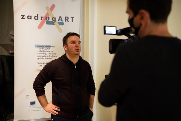 Velika završnica projekta ZadrugArt